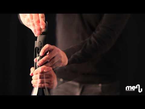 Vidéo Youtube sur le kit d'accessoires Blade de Menu