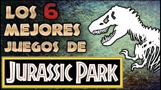 Los 6 Mejores Juegos De Jurassic Park | Falkrum Tales
