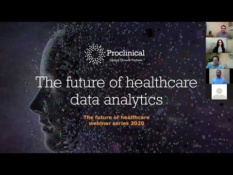 The future of healthcare data analytics - YouTube