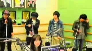 110408 Radio CNBLUE -  Imagine