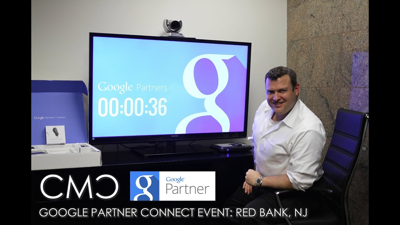 Google Partners Connect Event