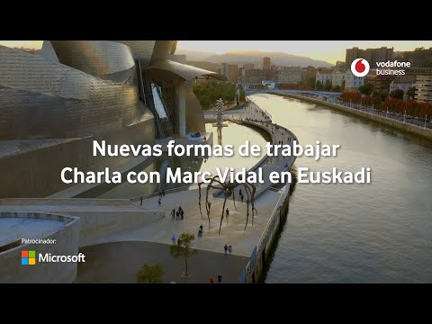 Resumen Charla con Marc Vidal. Sesión Euskadi.