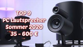 Beste PC Lautsprecher 2020: GEILE 2.0, 2.1, 5.1 Boxen (Vergleich & Kaufberatung)