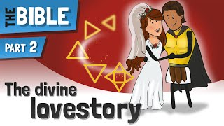 Jesus & The Bride - Bible Overview In 9 Minutes - Ep2
