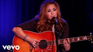 Demi Lovato - Catch Me / Don't Forget (An Intimate Performance)