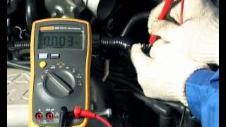 Проверка датчика охлаждающей жидкости Чери А13 / ЗАЗ Форза