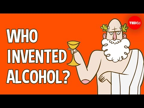 A Brief Look Into the History of Alcohol Creation