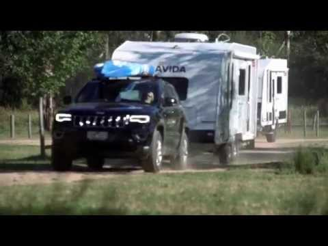 Building Avida Caravans