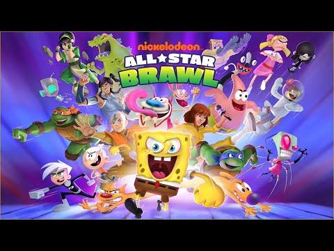 Gameplay de Nickelodeon All-Star Brawl