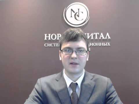Сергей Алин в программе «Вести: Экономика» 23.01.2013