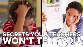Secrets Your Teachers Don