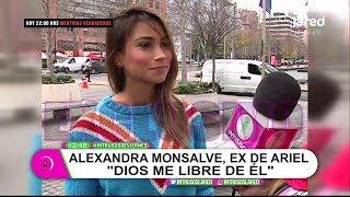 """""""Es Cero Mi Tipo De Hombre"""": Así Alexandra Monsalve Repasó Su Relación Con Ariel Levy"""
