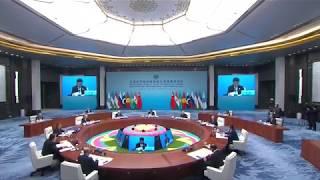 Саммит ШОС начал свою работу в Китае