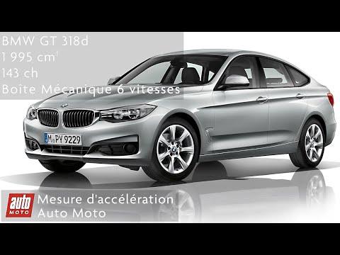 BMW GT 318d