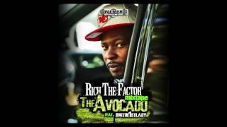 Rich The Factor - Pound Cake - The Avocado Mixtape