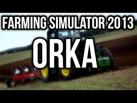 ☆ ORKA 2016 ☆ JOHN DEERE & BELARUS ☆ FARMING SIMULATOR 2013 ☆