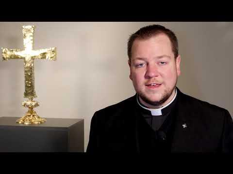 Ein Weg durch die Heilige Woche - Karmontag - Lotharkreuz