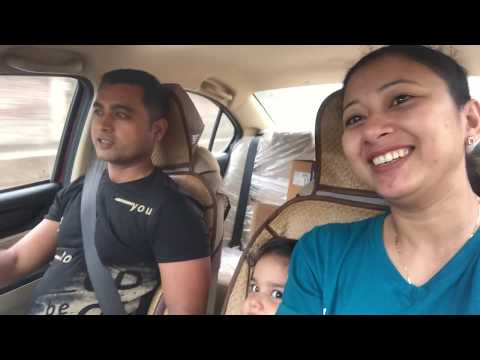 Weekend With Family and Friends | Domino's Pizza Guwahati | Assamese Vlog | Meenakshi Gogoi