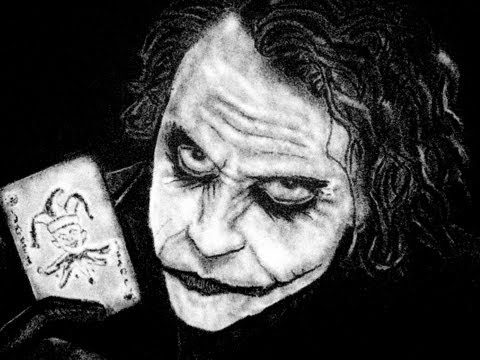 Art With Salt – The Joker