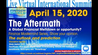 FINTECH WORLD: AFTERMATH SUMMIT