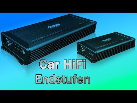 Car HiFi - Endstufen - Funktion und Beratung