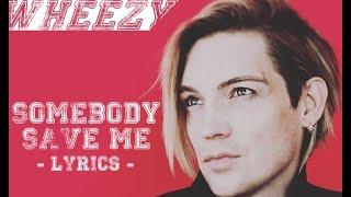 Alex Band - Somebody Save Me (Lyrics / Tradução PT-BR)