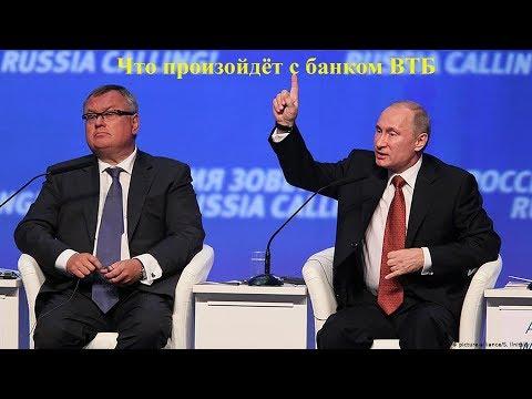Что будет с банком ВТБ