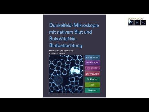 Buchvorstellung: Dunkelfeldmikroskopie-Buch und Literatur-Quellen