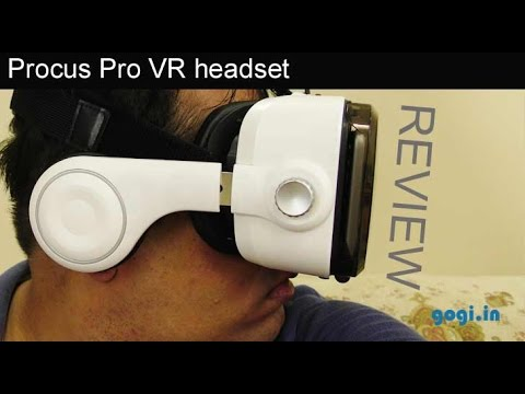 Procus Pro VR headset review in 3 minutes