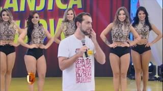 A música da goiaba agita o Canjica Show