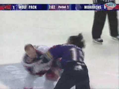 Kevin Westgarth vs Brandon Sugden
