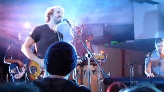 Phosphorescent - The Quotidian Beasts - live Rolling Stone Weekender 2013-11