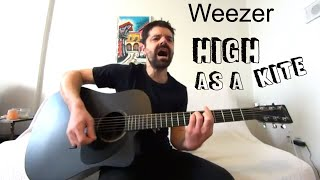 High As A Kite - Weezer [Acoustic Cover by Joel Goguen]