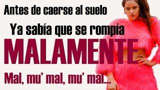 MALAMENTE Con LETRA 🎶   Rosalía (Cap.1: Augurio)