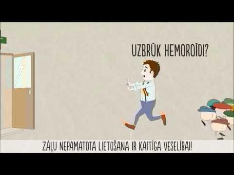 Próżnia podwiązanie opinii hemoroidy