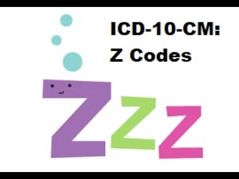 ICD-10-CM Coding: Z Codes