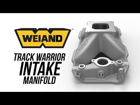 Weiand Track Warrior Manifolds