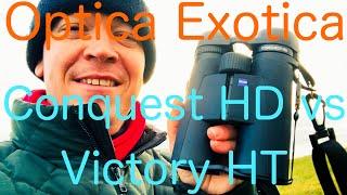 Zeiss Victory HT vs Conquest HD SHOOTOUT