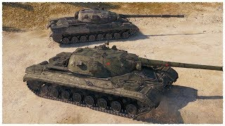 Object 277 vs Super Conqueror • WoT Gameplay