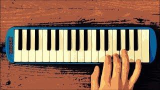 Çanakkale Türküsü Melodika (Notalar) | Melodika Şarkıları