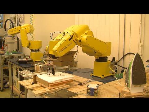mp4 Automotive Robotics Logo, download Automotive Robotics Logo video klip Automotive Robotics Logo