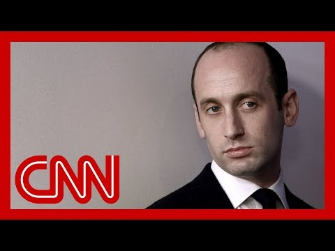 Former Breitbart editor calls Stephen Miller a white supremacist