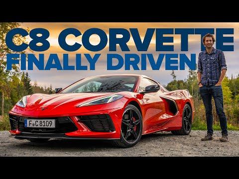 C8 Corvette - EURO SPEC: We FINALLY Drove it! | Carfection 4K