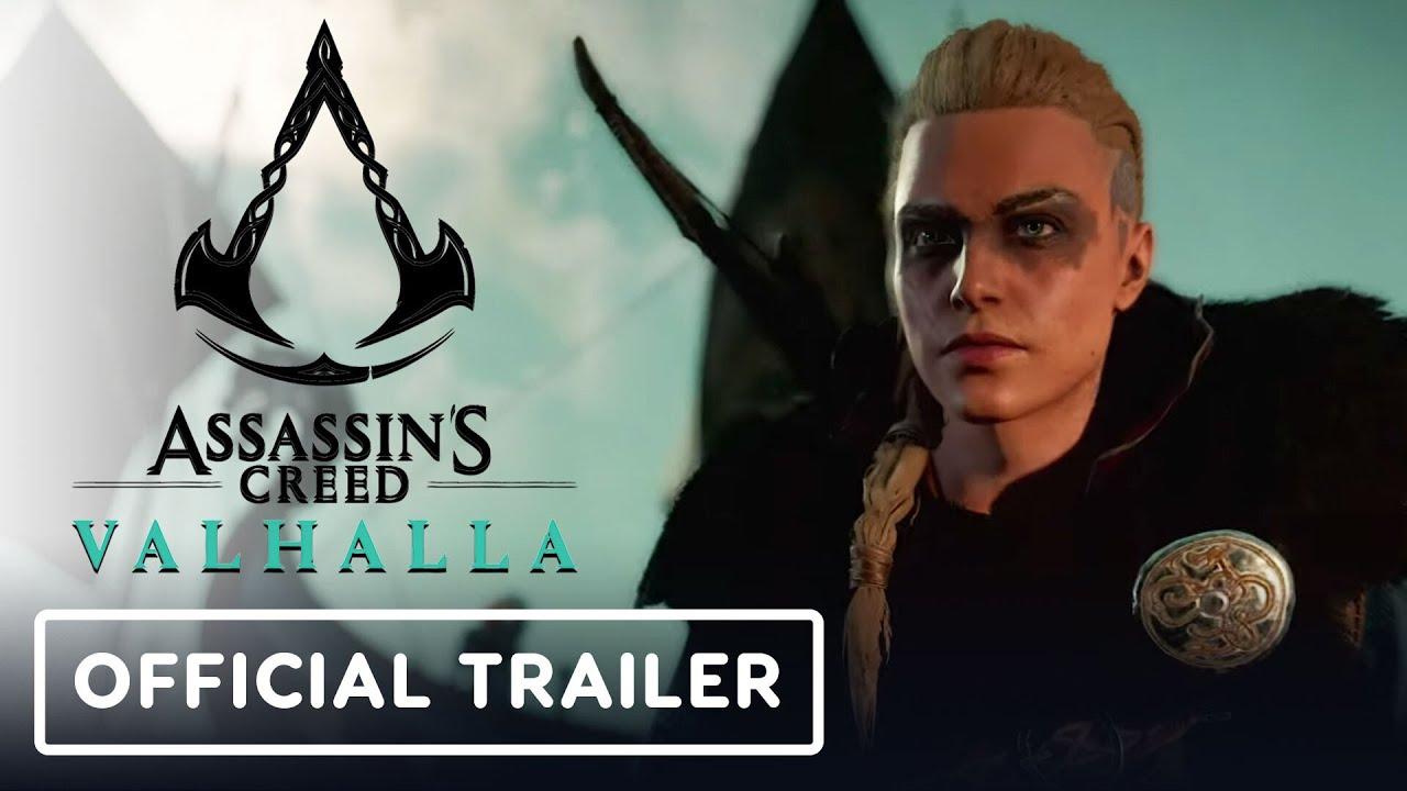 Геймплейный трейлер игры Assassin's Creed: Valhalla