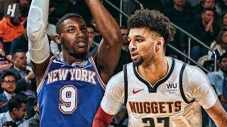 Denver Nuggets vs New York Knicks - Full Game Highlights   December 5, 2019   2019-20 NBA Season