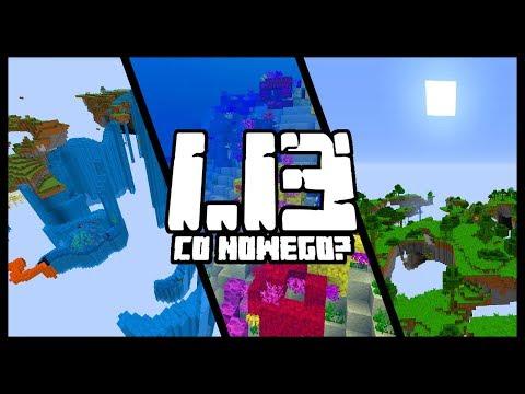 Minecraft 1.13: [Snapshot 18w16a] Co Nowego? Nowy Generator Świata