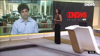 Confusão Na GloboNews: Raquel Krähenbühl é Ameaçada Ao Vivo (12082018)