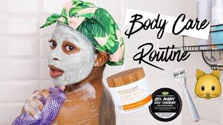 My Shower Routine (2019)   Shave, Feminine Hygiene, SPF & More!