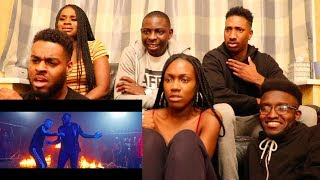 Maître GIMS Ft. Sofiane   Loup Garou ( REACTION VIDEO ) || @MaitreGIMS @Fianso