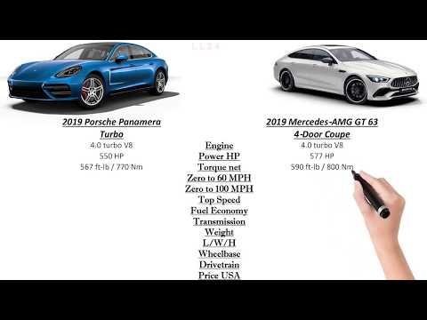 Mercedes Benz AMG GT 4 Door Coupe Лифтбек класса E - тест-драйв 5